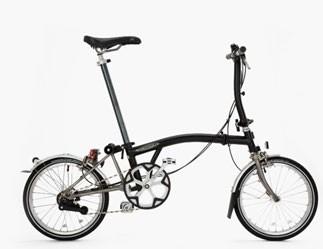 Folding Bicycle Brompton